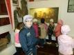 Дашкольнікі на экскурсіі ў музеі